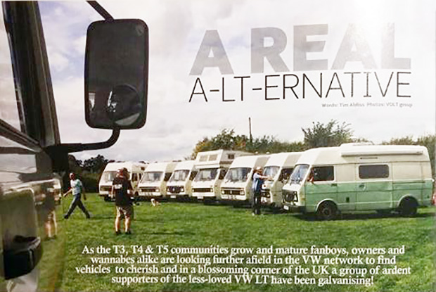 Ultra VW Magazine – A Real A-LT-ernative – VWLT.co.uk